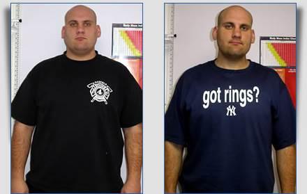 John Weight Loss Success