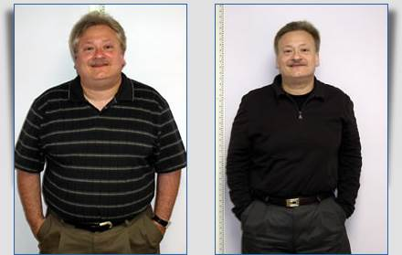 Steve Weight Loss Success