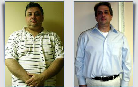 John 90 lb Weight Loss Success
