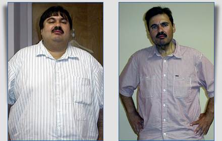Mark Weight Loss Success
