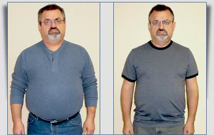 Biagios: 60 Pounds Lost