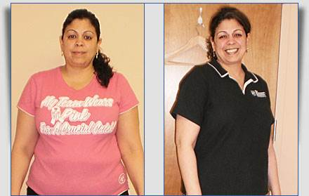 Lissette Weight Loss Success