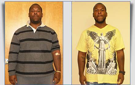 Alton Weight Loss Success