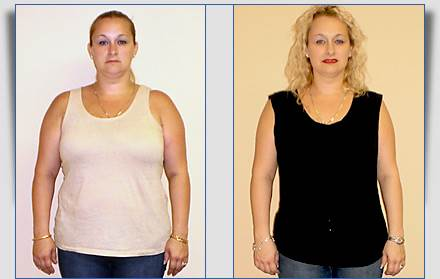 Angela: 25 Pounds Lost