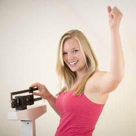 During medical weight loss in New Jersey, keep goals practical