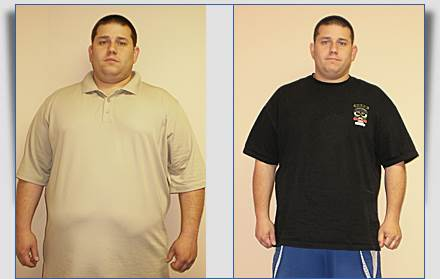 Joe Weight Loss Success