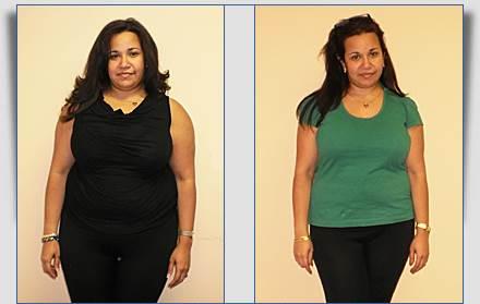 Rachel Weight Loss Success