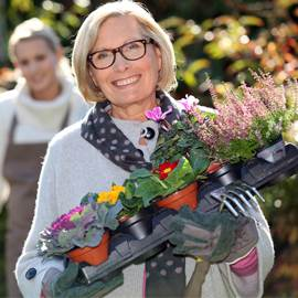 Improve Weight Loss Health by Gardening