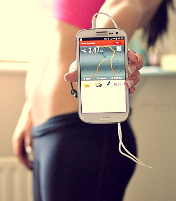 Fitness Apps Boost Weight Loss